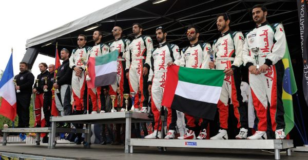 Team Abu Dhabi aim for Endurance crown on first leg of quadruple title bid
