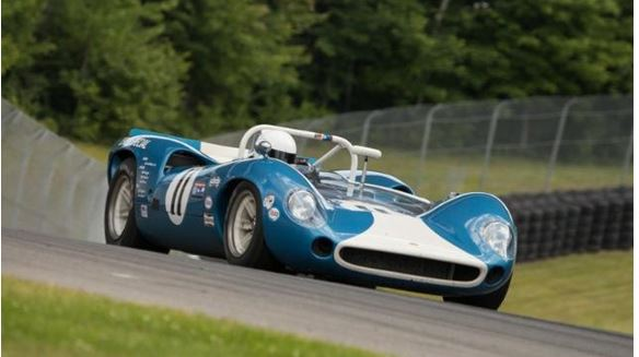 Historic Sportscar Racing in Canada This Weekend at Le Sommet des Légendes at Le Circuit Mont-Tremblant