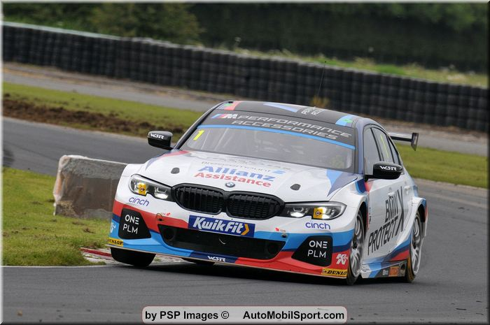 Park life: BMW trio chasing silverware in Cheshire