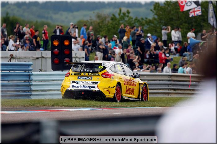 Team Shredded Wheat Racing with Gallagher fired-up for BTCC fight back at Croft