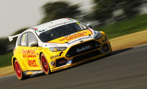 Tom Chilton tops two days of BTCC action - full results