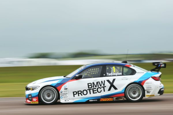 'King of Croft' leads BTCC field into Yorkshire