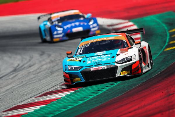ADAC GT Masters - Dune spectacular at Zandvoort marks season mid point