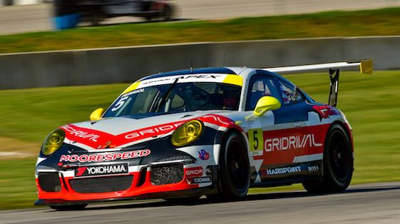 Moorespeed and Rob Ferriol Win IMSA Porsche GT3 Cup Challenge Gold Cup Race at Road America