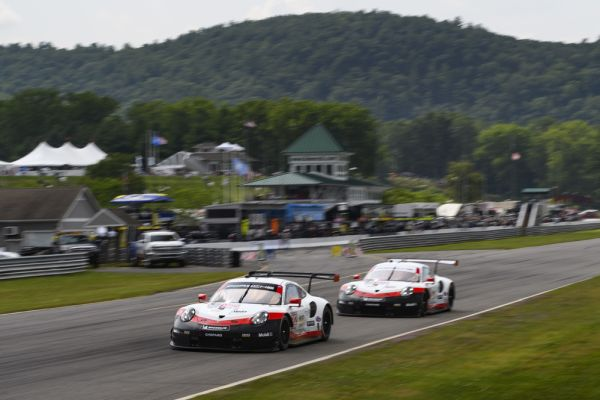 Porsche GT Team wants to extend championship lead at Road America