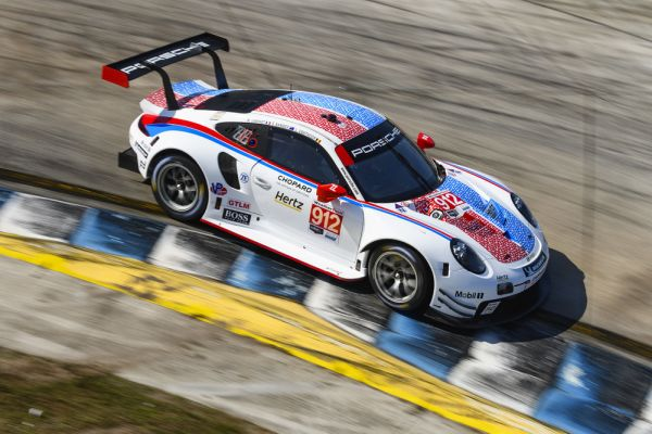 Porsche GT Team aims to continue its success streak at Watkins Glen