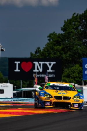 BMW Team RLL Qualifies Fourth and Sixth at Watkins Glen.