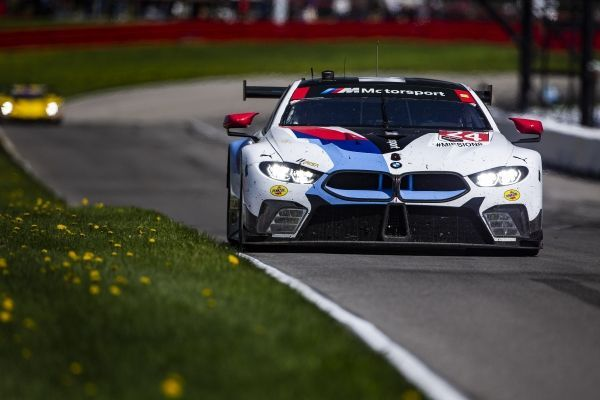 BMW Team RLL Ready To Get Back On Winning Track At Watkins Glen.