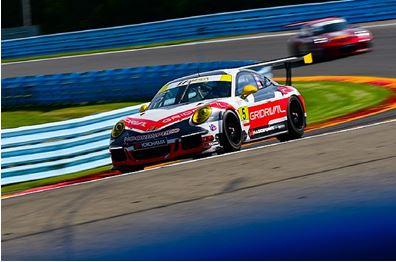 Podium Weekend for Hardpoint Motorsports in New York