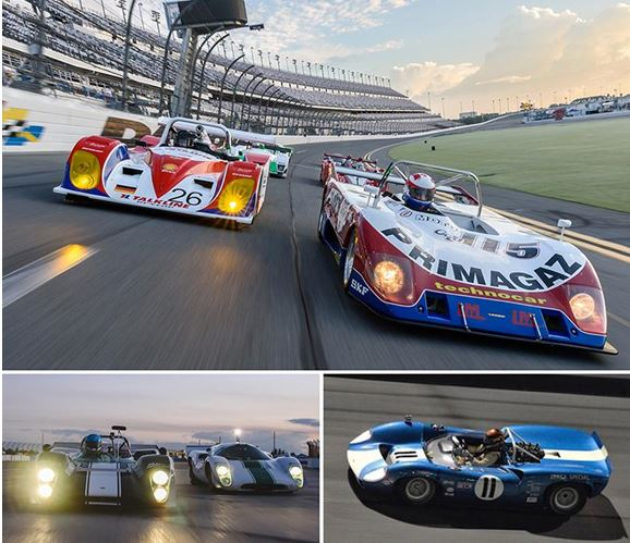 Five Month Countdown on for 2019 HSR Classic Daytona Presented by IMSA at Daytona International Speedway