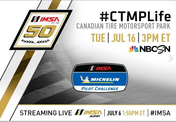IMPC Canadian Tire Motorsport Park qualifying classification