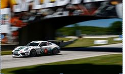 Friday WeatherTech Championship Notebook - Road America