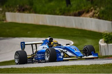 Kory Enders finishes in top ten at Road America