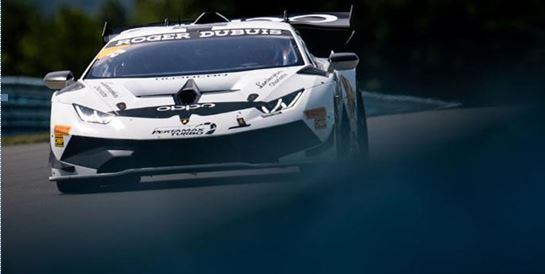 Three Teams Complete Sweep of Rounds 3 and 4 of Lamborghini Super Trofeo North America