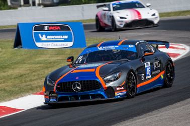 Eight Mercedes-AMG Motorsport Customer Racing Teams Compete at Lime Rock Park this Weekend