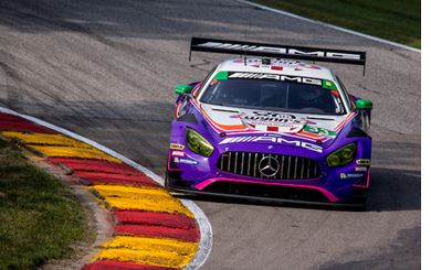 Mercedes-AMG Motorsport Customer Racing Teams Win IMSA WeatherTech SportsCar Championship Pole ...