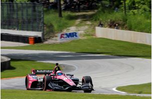 Harvey Fights to 15th at Road America for Meyer Shank Racing