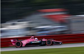 Top Ten Finish for Meyer Shank Racing at Mid-Ohio