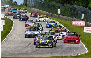 Global Mazda MX-5 Cup Delivers an Unforgettable First Half of 2019