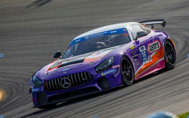 Mercedes-AMG GT4 Claims First 2019 IMSA Michelin Pilot Challenge Win with Riley Motorsports at Watkins Glen