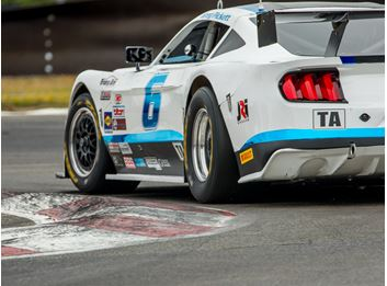 Pickett Celebrates Trans Am West Return, Storming to the Pole in Portland Qualifying