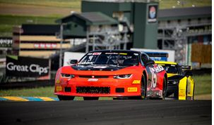 Split seconds make a difference in wild Sonoma Trans Am West qualifying
