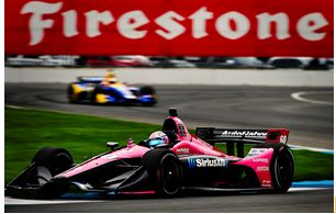 Harvey to Make First NTT IndyCar Appearance at Road America with Meyer Shank Racing