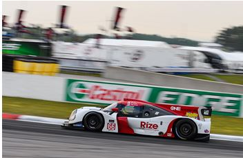 Solid Performance for Invisible Glass Prototype with Ben Waddell at Canadian Tire Motorsport Park