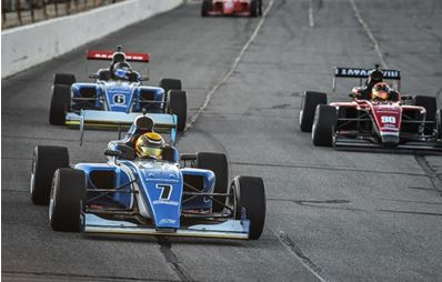 Kory Enders ready for Road America