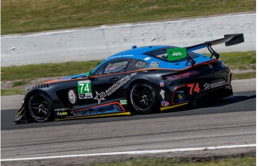 Lone Star Racing Drivers Gar Robinson and Lawson Aschenbach Look Forward to Canadian Tire Motorsport Park Race After Qualifying