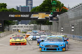 Trans Am Races to Motor City for Detroit Grand Prix Doubleheader