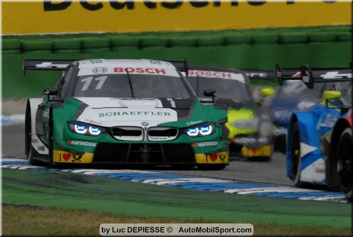BMW DTM teams appearing at Misano, Italy