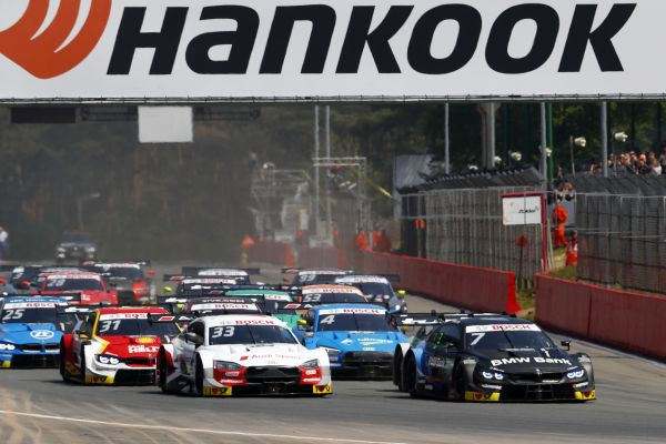 DTM extends partnership with Hankook until 2023