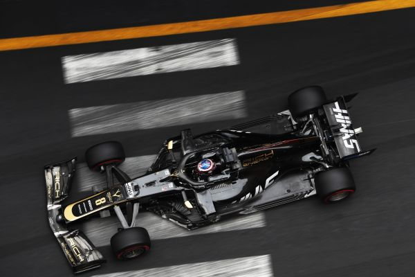 Rich Energy Haas F1 Monaco Grand-Prix practices