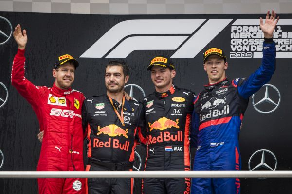 Video German Grand-Prix 2019