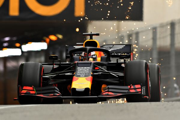 Aston Martin Red Bull Racing F1 Monaco GP practices