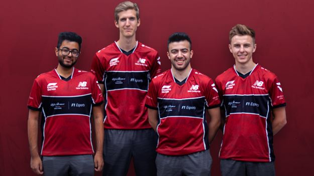 Alfa Romeo Racing F1 Esports Team signs star drivers for F1 Esports challenge