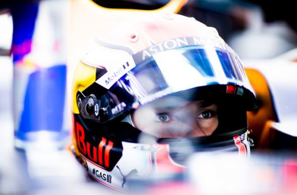 Pierre Gasly quotes ahead of the German Grand-Prix