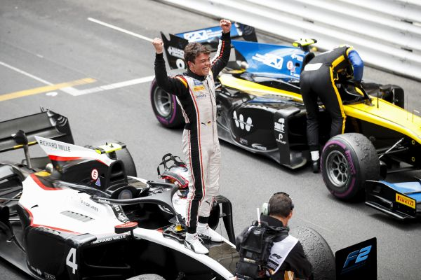 Nyck De Vries seals back-to-back F2 wins in Monaco