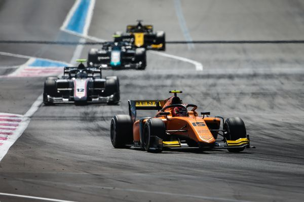 Campos' Jack Aitken grabs third and fourth place finishes in Le Castellet to maintain title fight alive