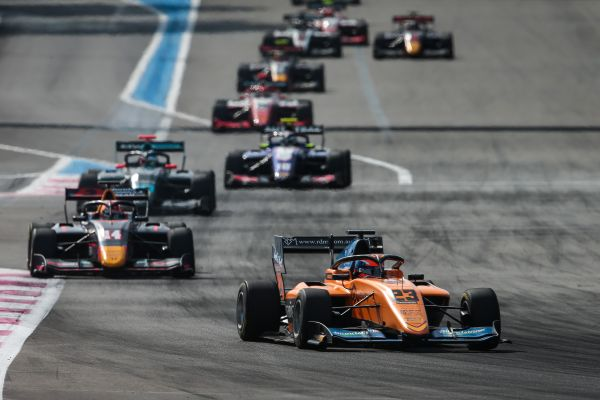 Campos Racing FIA F3 Le Castellet weekend review