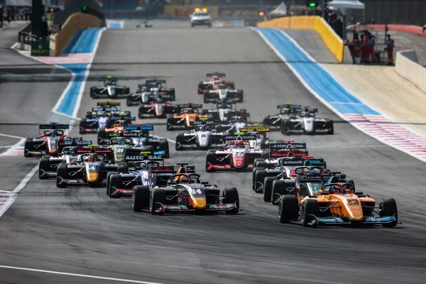 Campos Racing FIA F3 Spielberg, Austria preview