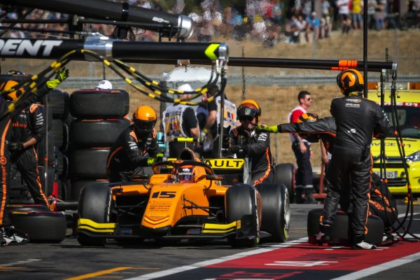 Campos Racing FIA Formula 2 Spielberg races preview