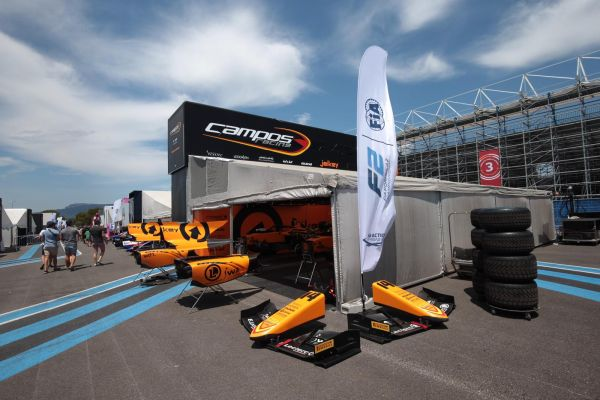 Campos Racing with high expectations at Le Castellet