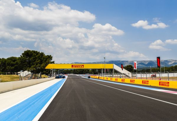 FIA F3 Le Castellet, France preview