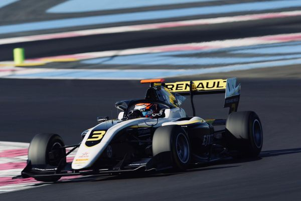 Maiden podium for Lundgaard, points for Fewtrell, disappointment for Yifei in Barcelona