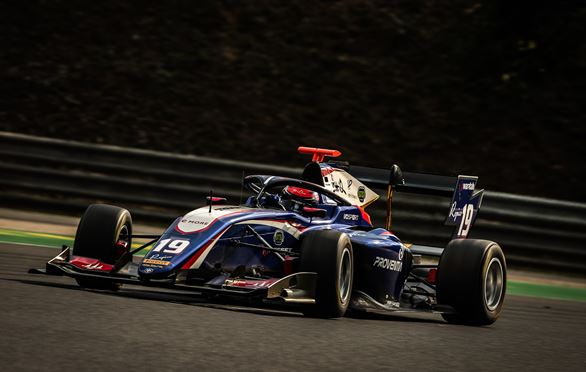 Team Trident Budapest FIA F3 races review