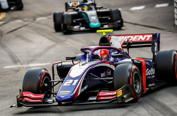 TRIDENT F2 Monaco Sprint Race review