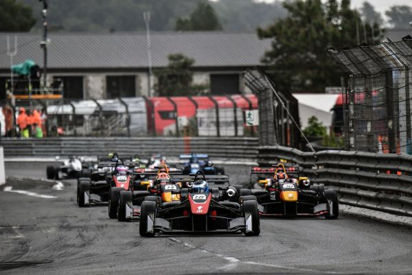 Euroformula pays visit for the first time to another temple of speed, Hockenheim