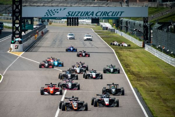 F3 Asia Suzuka race 7 classification and overall standings
